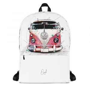 Volkswagen Type 2 – Bus People, Backpack