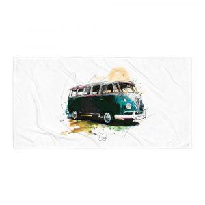 Volkswagen Campervan - Towel