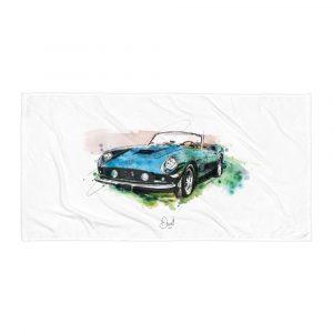 Ferrari GTO , Towel