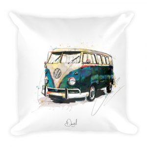 Volkswagen Campervan - Bussing it, Cushion