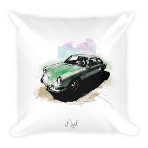 Porsche 911, Cushion