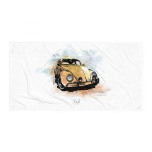 Volkswagen Beetle - Bugga, Towel