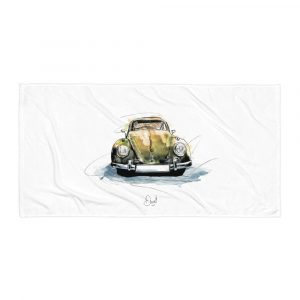 Volkswagen Beetle - What's bugging you, Towel