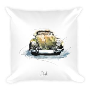 Volkswagen Beetle - What's Bugging You, Cushion