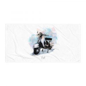Vespa - GS, Towel