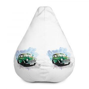 Mini - Racing Green, Beanbag
