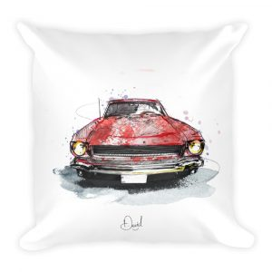 Ford - Mustang, Cushion