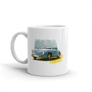 Porsche 356 - Speedster, Ceramic Mug