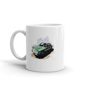 Porsche 911, Ceramic Mug