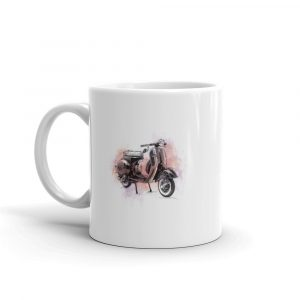 Vespa - VNA, Ceramic Mug