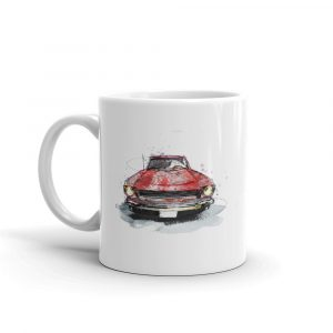Ford Mustang - Sally, Mug
