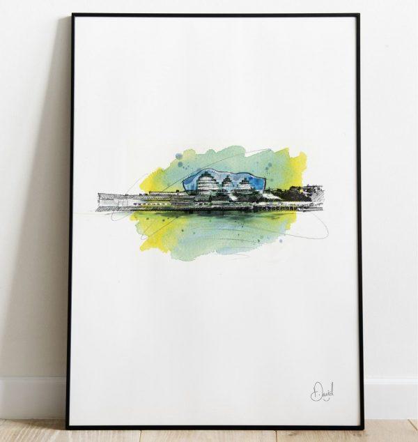 David Marston Art - Sage Gateshead
