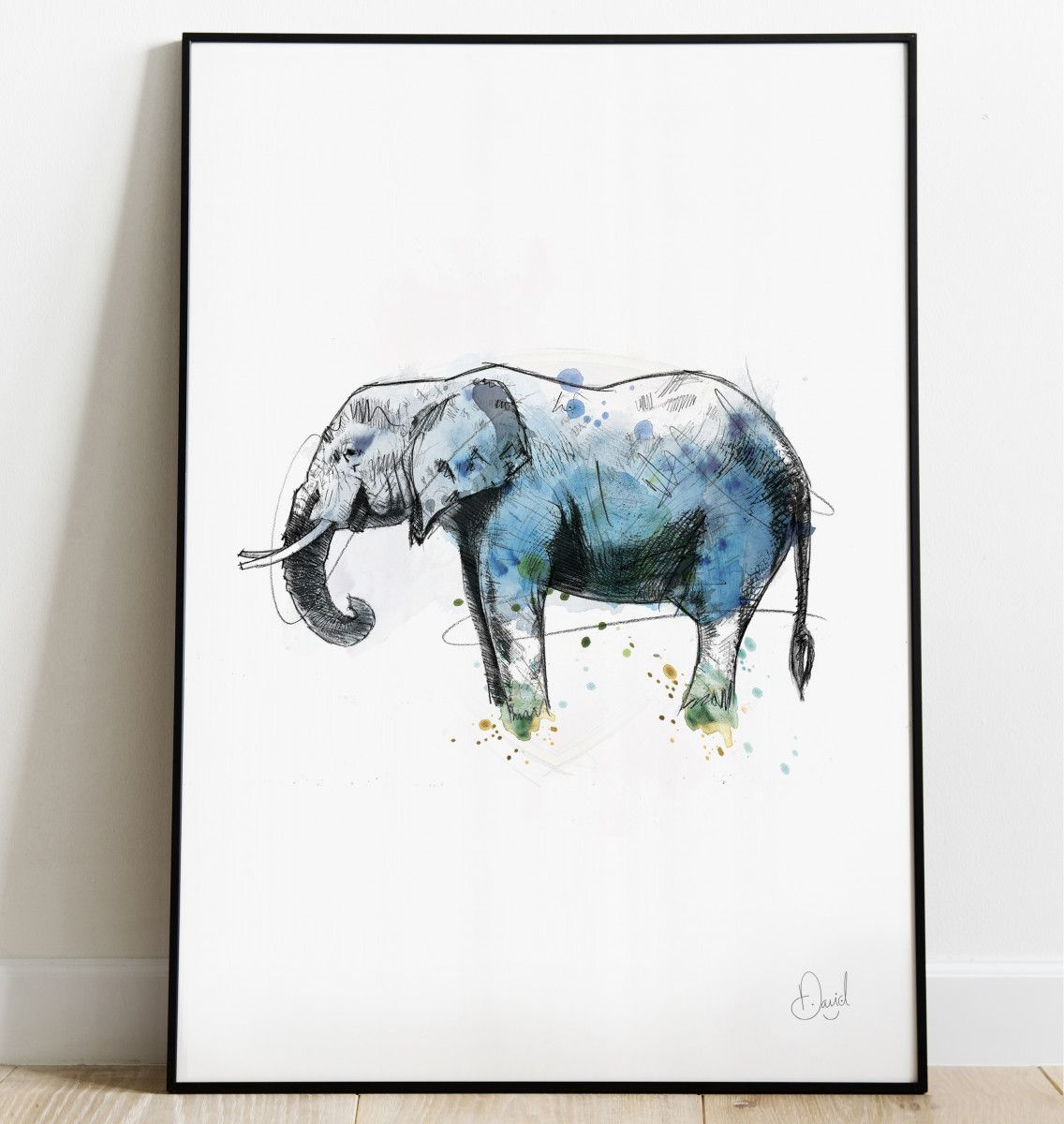 00239 Elephant Taken To Tusk Web Copy