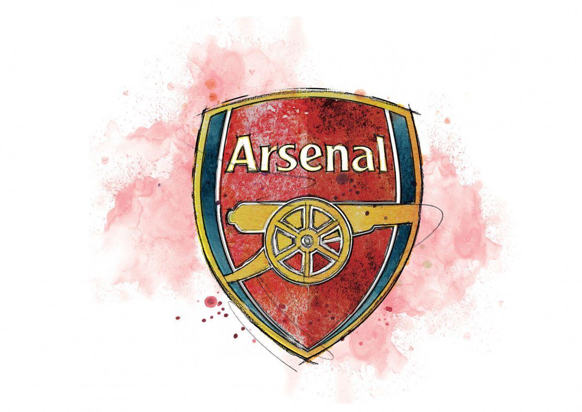 00244 Dm Arsenal Badge Art