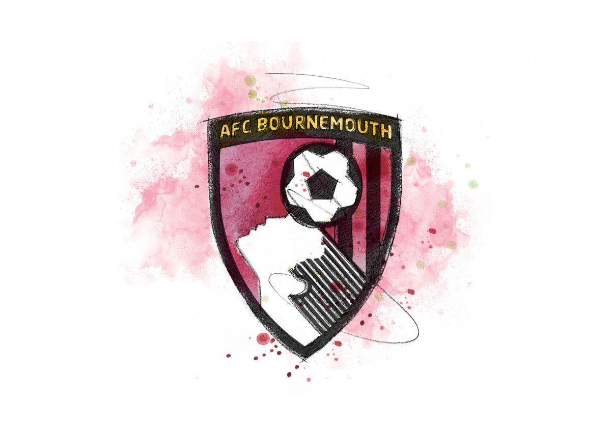 00246 Dm Bournemouth Badge Art