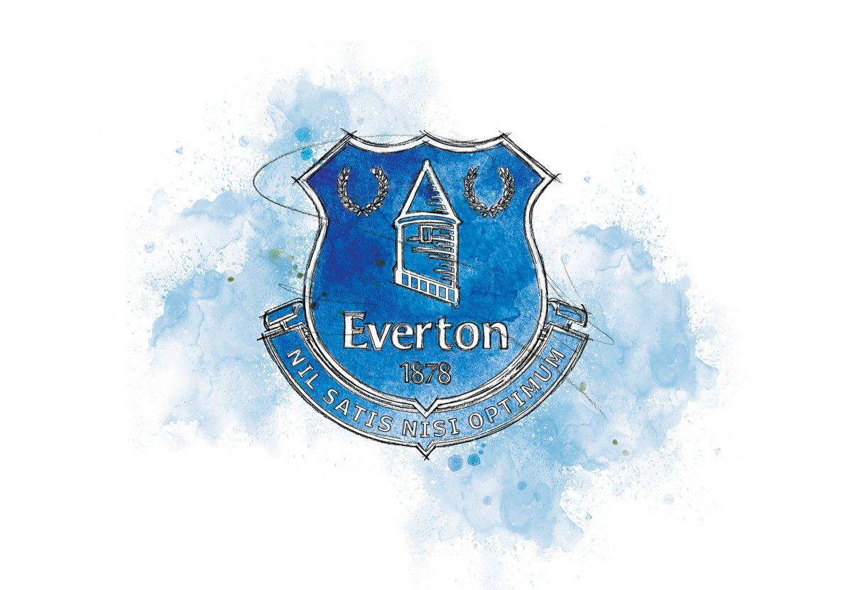 0255 Dm Everton Badge Art