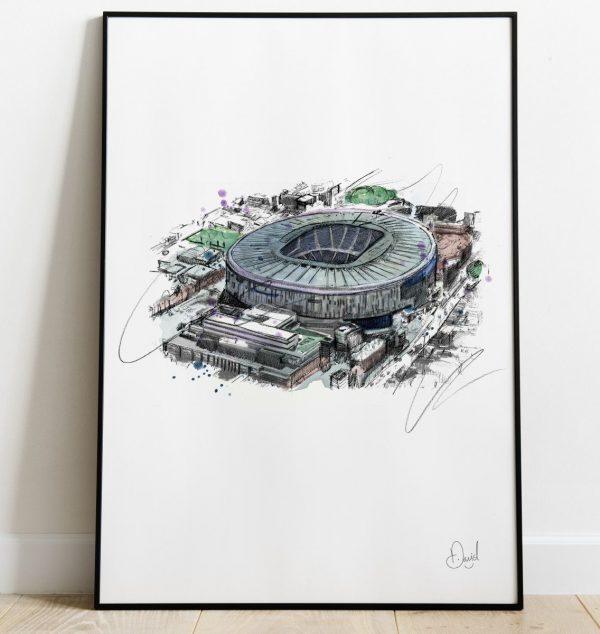 00261 Dm Tottenham Hotspur Stadium Web