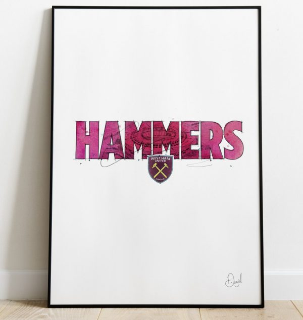 00305 West Ham Hammers Web
