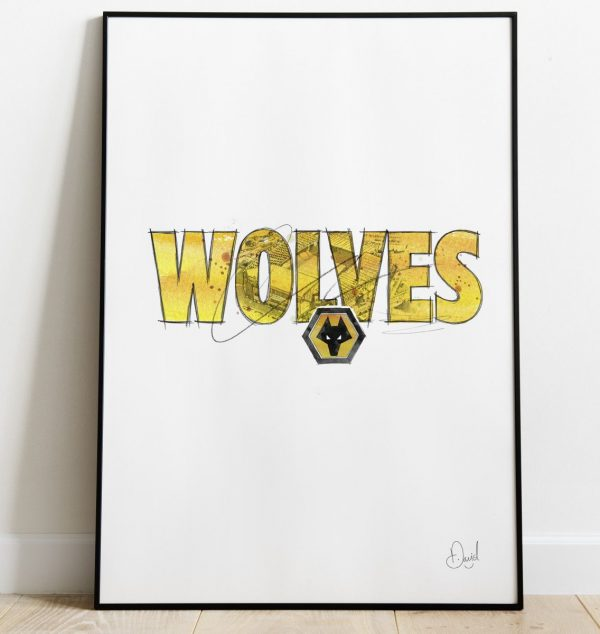 00306 Wolverhampton Wanderers Wolves Web