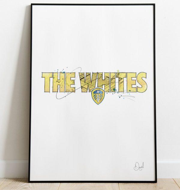 00308 Dm Leeds United The Whites Web