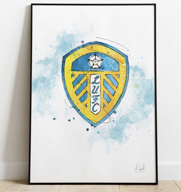 0280 Dm Leeds United Badge Web