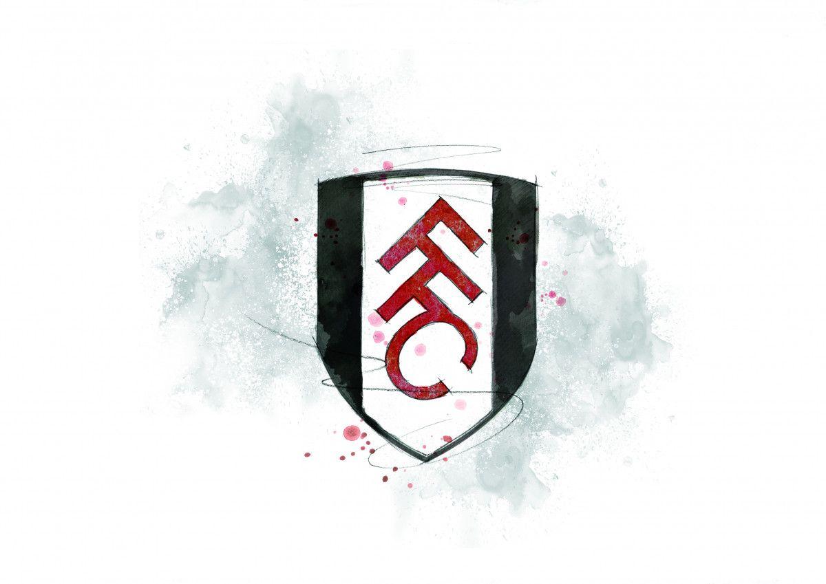 0281 Dm Fulham Badge Art