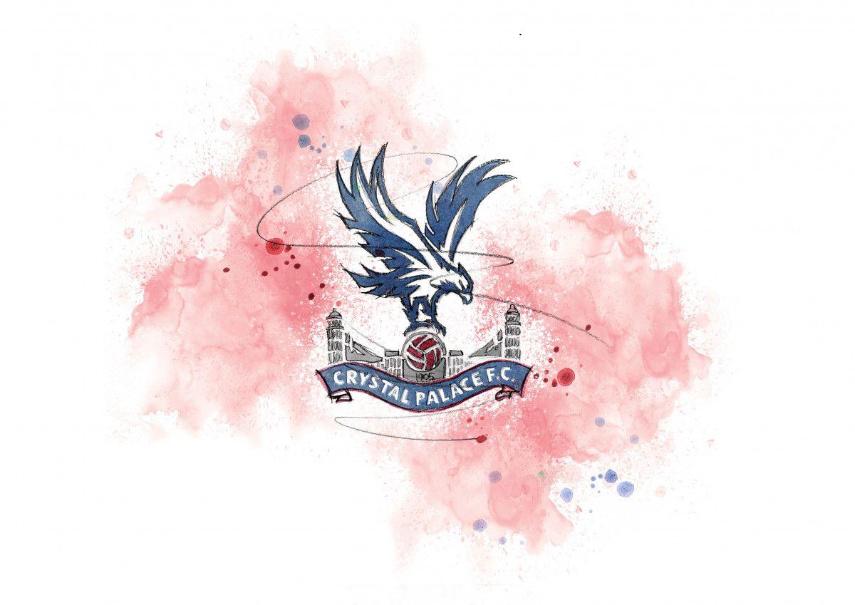 0288 Dm Crystal Palace Badge Art