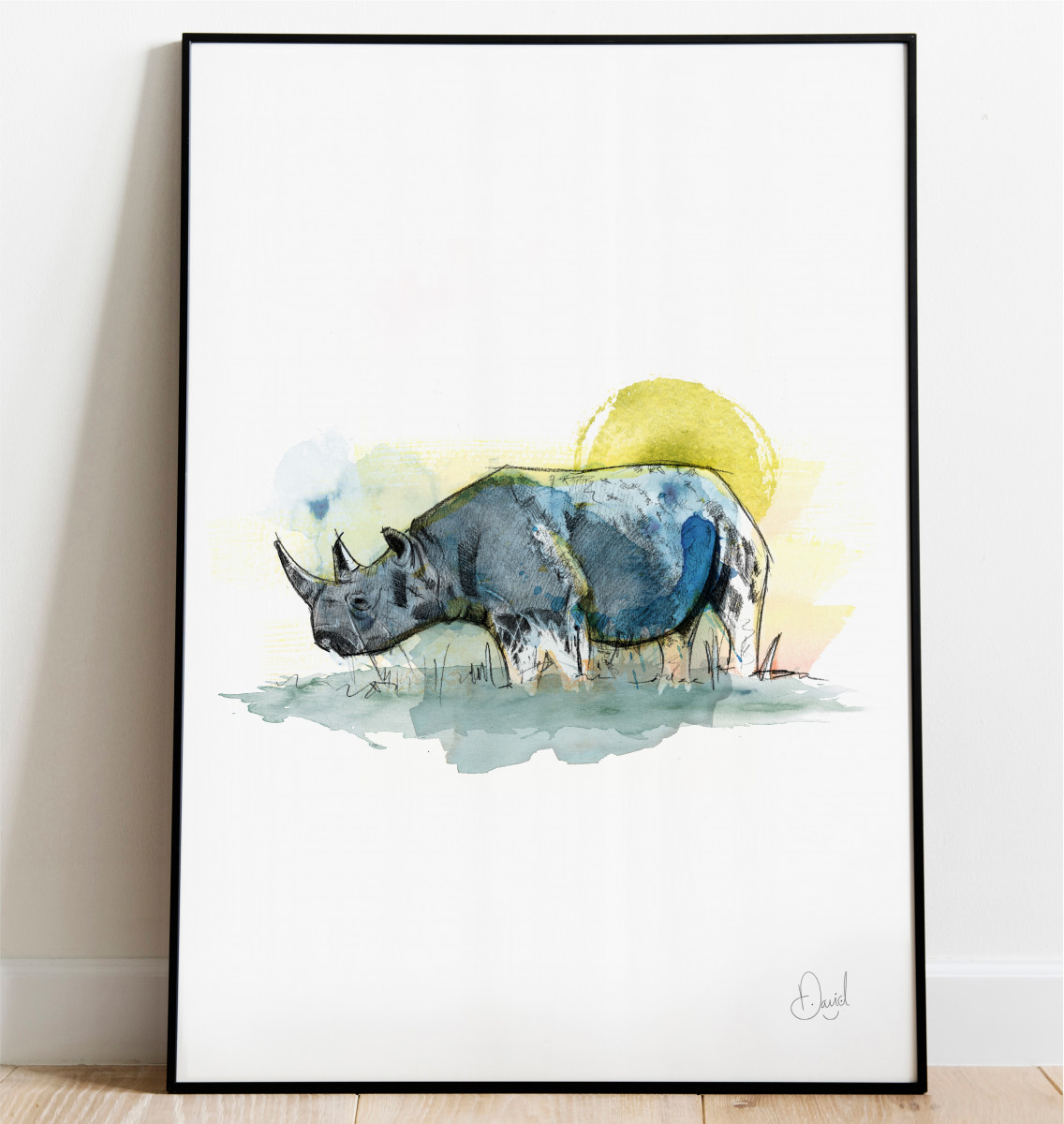 0326 Dm Rhino Rhi No Go Print Frame Port Web
