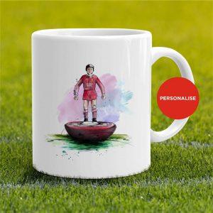 Liverpool - Subbuteo, personalised Mug