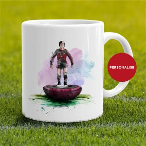 AFC Bournemouth - Retro Subbuteo, personalised Mug
