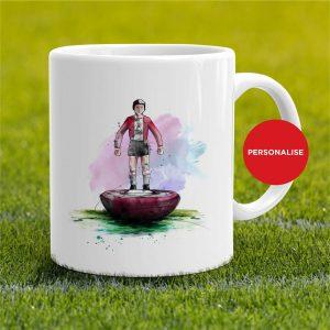Southampton - Retro Subbuteo, personalised Mug