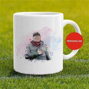 Liverpool - Jurgen Klopp, personalised Mug