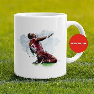 Liverpool - Sadio Mane, personalised Mug