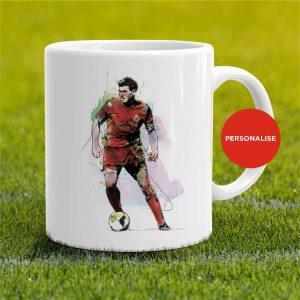 Liverpool - Steven Gerrard, personalised Mug