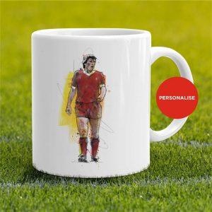 Liverpool - Kenny Dalglish, personalised Mug
