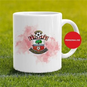 Southampton - Badge, personalised Mug