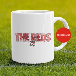 Liverpool - Reds, personalised Mug