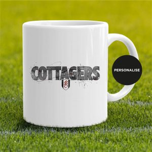 Fulham - Cottagers, personalised Mug