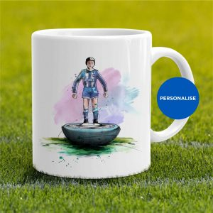 Brighton - Retro Subbuteo, personalised Mug
