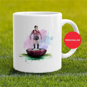 Sheffield United - Retro Subbuteo, personalised Mug