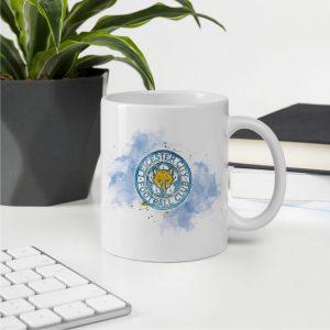 Leicester City - Retro Subbuteo, personalised Mug
